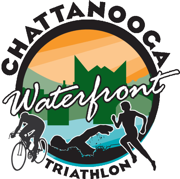 2021 Chattanooga Waterfront Triathlon Logo