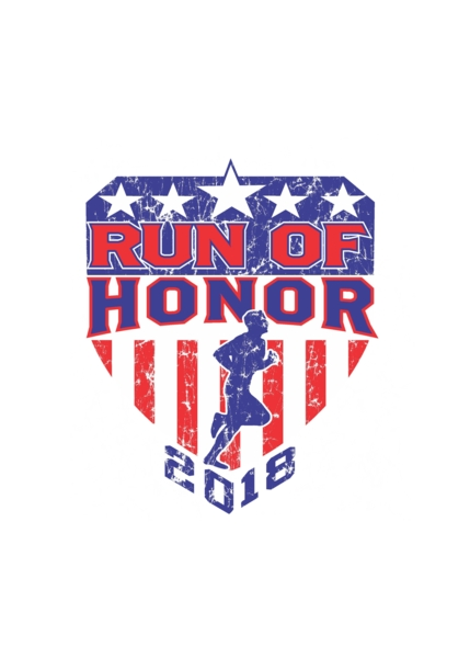 2018 Run of Honor Logo