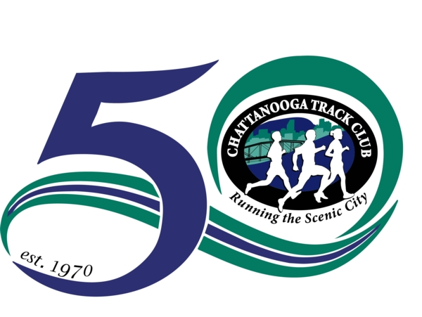 CTC 50 Minute 50th Anniversary Kickoff Race Logo